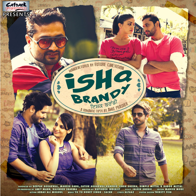 Ishq Brandy (Original Motion Picture Soundtrack)