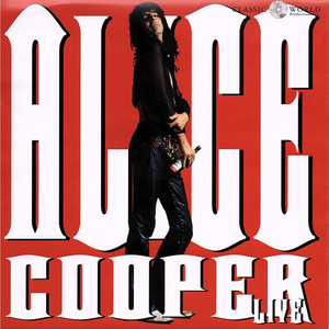 Alice Cooper Live album