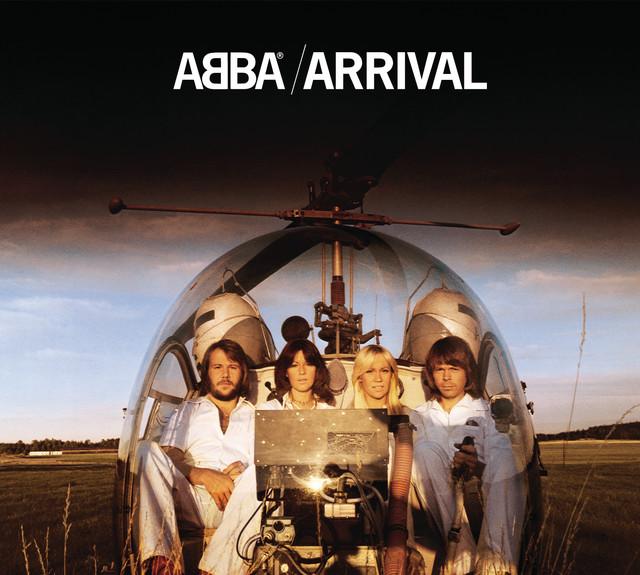 ABBA album cover
