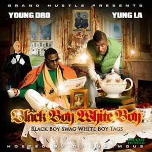 Black Boy Swag, White Boy Tags Albumcover