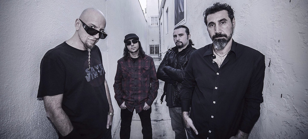 System of a Down tickets and 2017 tour dates