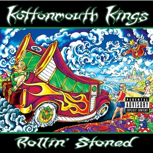 Rollin' Stoned Albumcover