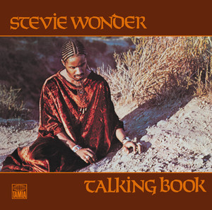 Talking Book Albumcover