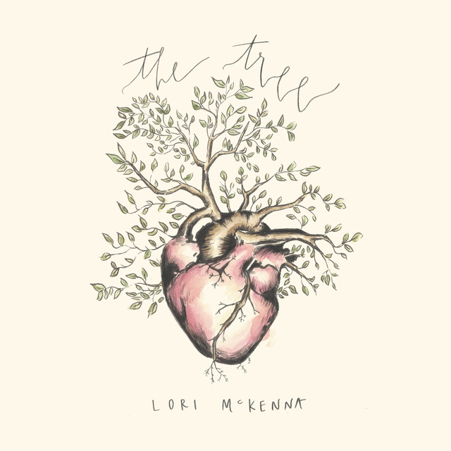Album cover for The Tree by Lori McKenna