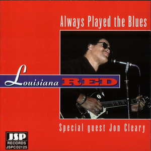 Always Played The Blues album