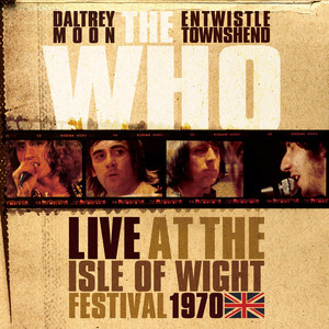 Live At the Isle of Wight Festival 1970 Albumcover
