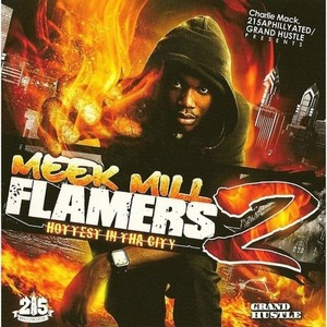 Flamers 2 (Hottest in Tha City) Albumcover