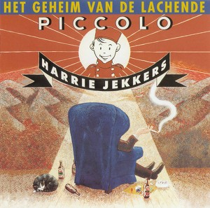 Het Geheim Van De Lachende Piccolo Albumcover