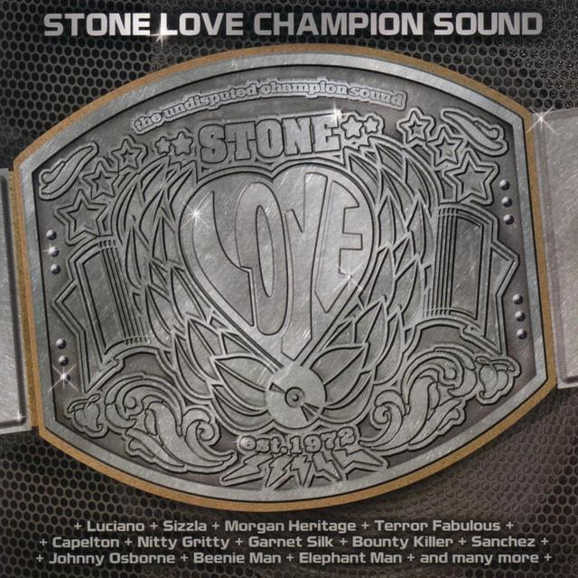 Various Artists Stone Love - Champion Sound, Vol. 1 album cover