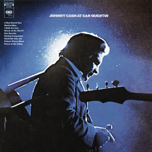 Johnny Cash At San Quentin (Live) Albumcover