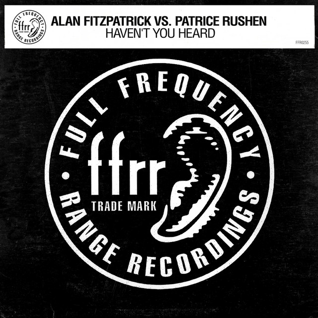 Alan Fitzpatrick vs Patrice Rushen – Haven't you heard (Fitzy's Fully Charged Mix)