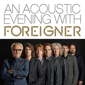 An Acoustic Evening With Foreigner (Live At Swr1) Albumcover