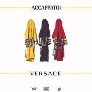 Accappatoi Versace
