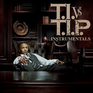 T.I. vs. T.I.P. (Instrumental Version) Albumcover