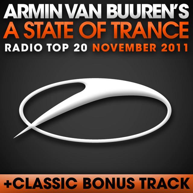 Armin van Buuren A State of Trance Radio Top 20: November 2011 album cover