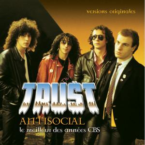 Antisocial - Le Meilleur Des Années CBS - Trust