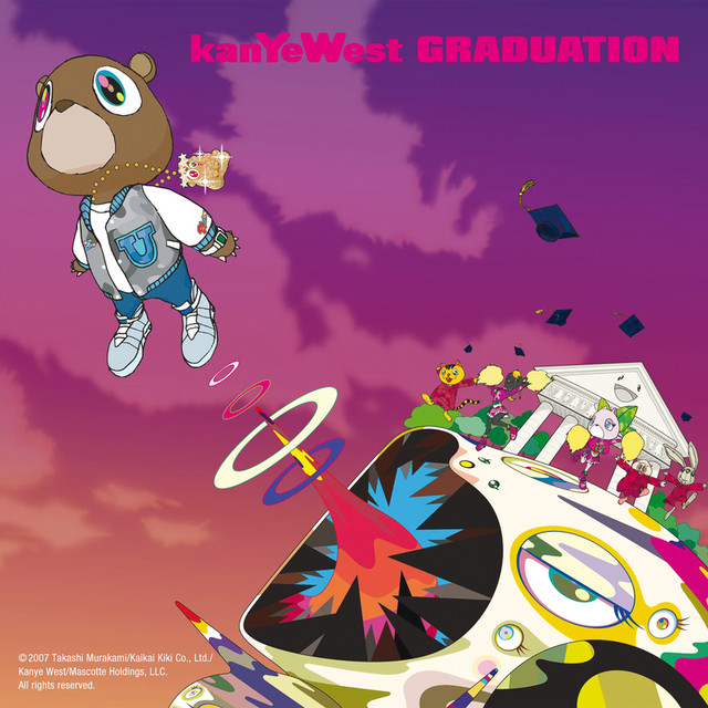 Graduation (UK Version)