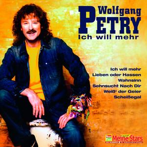 Wolfgang Petry Das steh'n wir durch cover