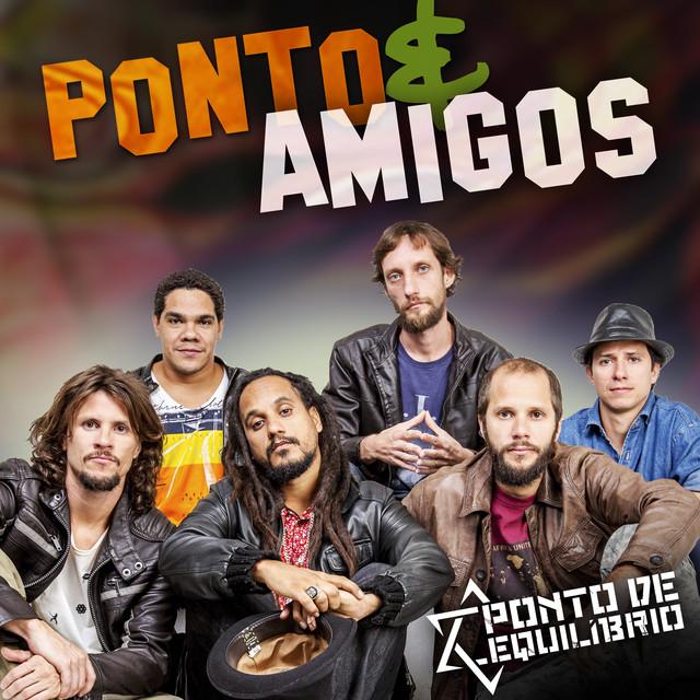 Album cover for Ponto & Amigos by Ponto De Equilíbrio