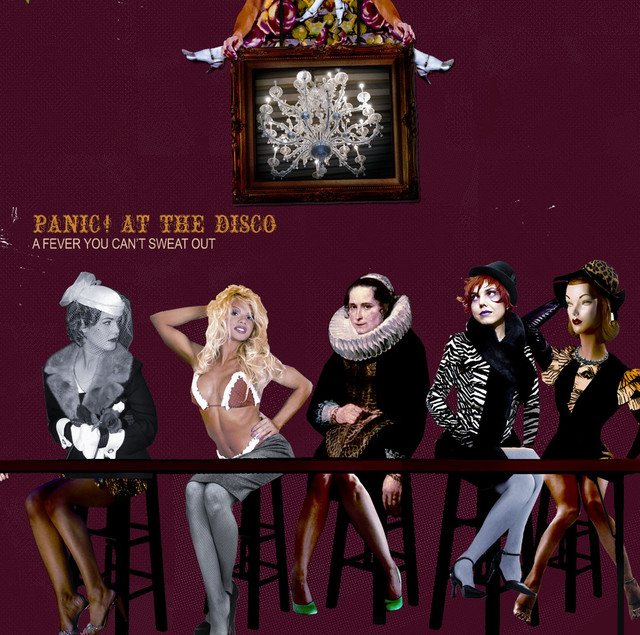 a fever you can t sweat out by panic at the disco on spotify