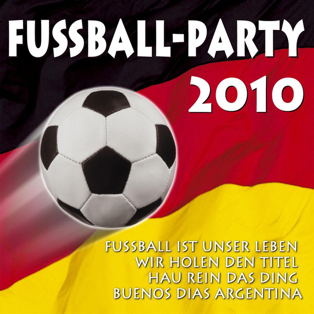 Hau Rein Das Ding A Song By Fussball Party On Spotify