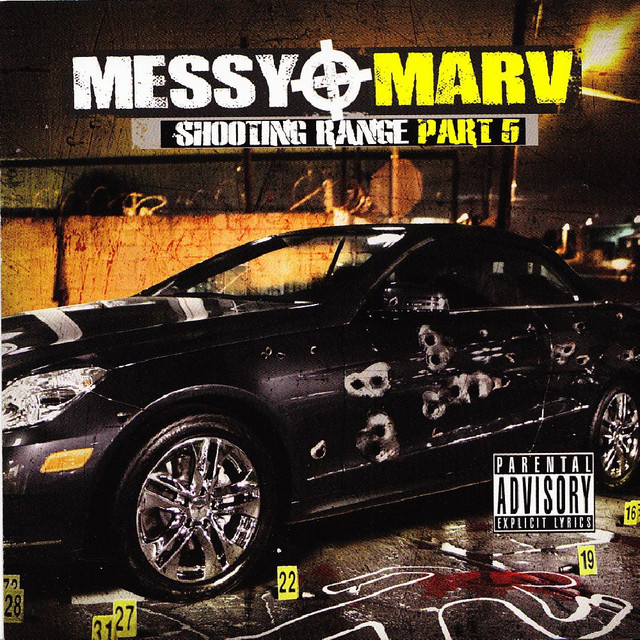 Messy Marv - Shooting Range Part 5