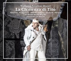 Mozart: La clemenza di Tito, K. 621 Albümü