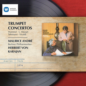 Trumpet Concertos album