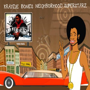 Krayzie Bone's Neighborhood Super Starz Albumcover