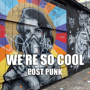 We're So Cool: Post Punk