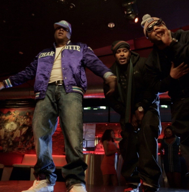 The LOX, CRU Live at the Tunnel cover