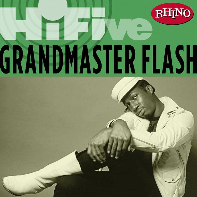 Rhino Hi-Five: Grandmaster Flash