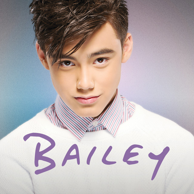 Album cover for Bailey by Bailey May