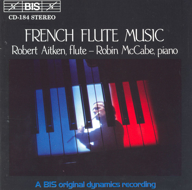 French Flute Music Albumcover