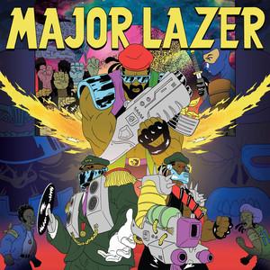 Major Lazer Bruno Mars, Tyga, Mystic Davis Bubble Butt cover