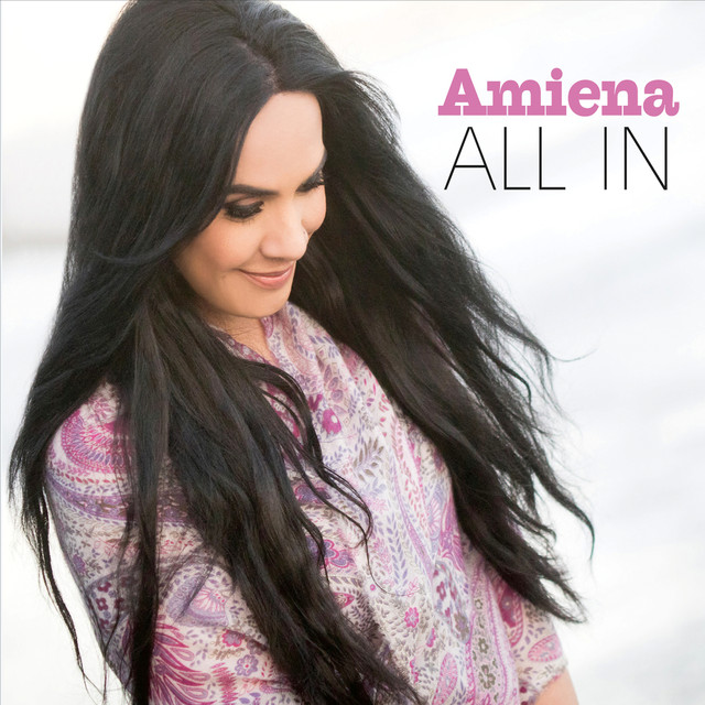 Album cover for All In by Amiena