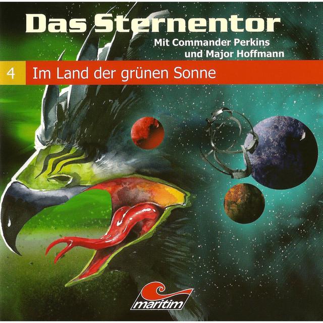 Mit Commander Perkins und Major Hoffmann - Folge 4: Im Land der grünen Sonne Cover