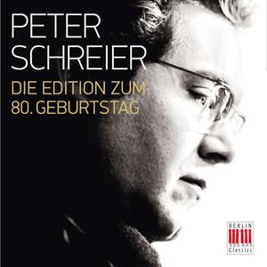 Peter Schreier: Die Edition zum 80. Geburtstag - Johann Abraham Peter Schulz