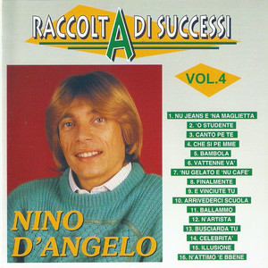 Nino D'Angelo Finalmente cover