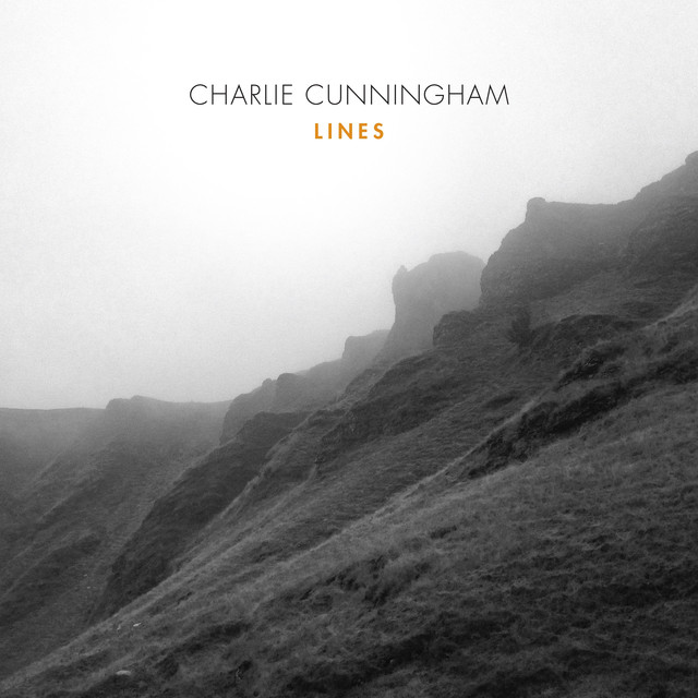 Album cover for Lines by Charlie Cunningham