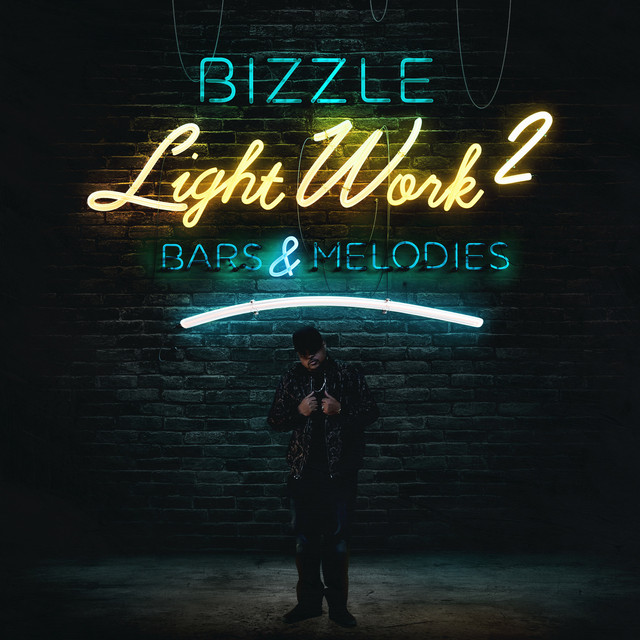 Album cover for Light Work 2: Bars & Melodies by Bizzle