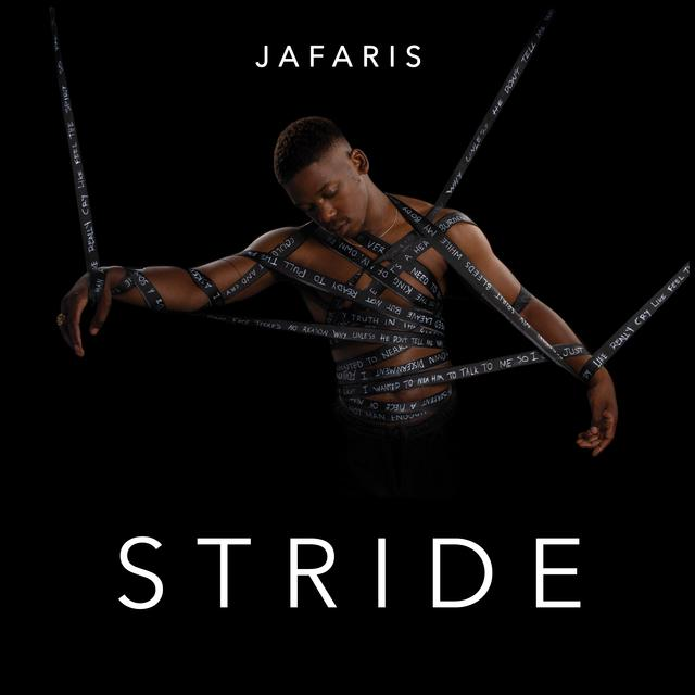 Album cover for Stride by Jafaris