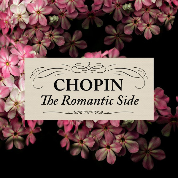 Chopin - The Romantic Side Albumcover