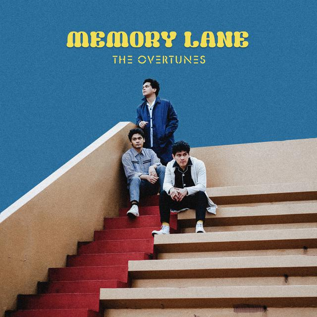 Album cover for Memory Lane by TheOvertunes