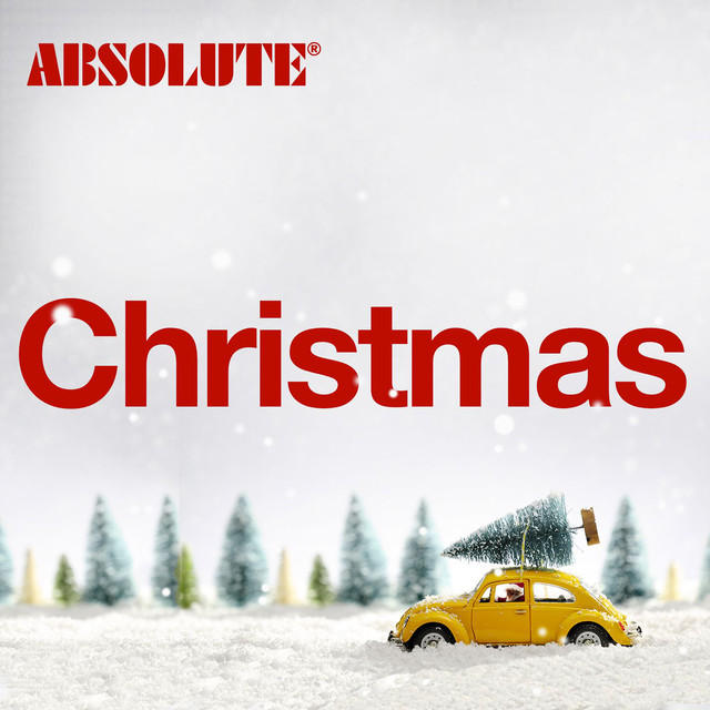 Various Artists Absolute Christmas (Den bästa julmusiken) album cover