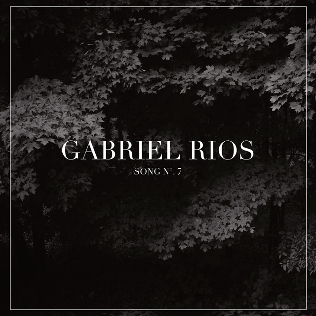 Gabriel Rios Song no.7 album cover