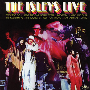 The Isleys Live album