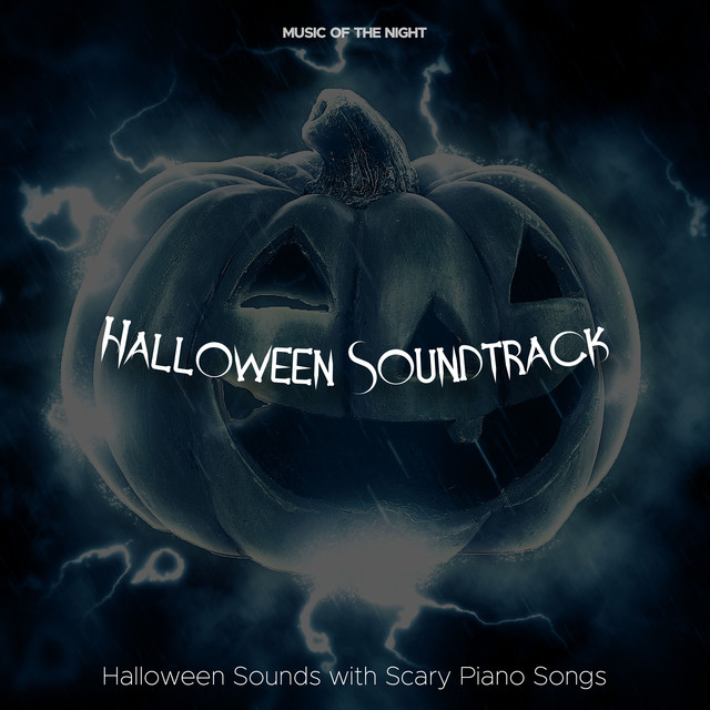 Halloween Soundtrack: Halloween Sounds with Scary Piano Songs