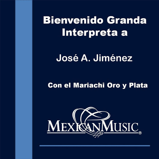 Bienvenido Granda Interpreta a Jose Alfredo Jimenez