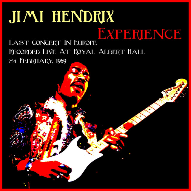 jimi hendrix experience last concert in europe recorded